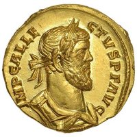 1,700-Year-Old 'Allectus' Gold Coin Crushes Auction Estimates, Sells for $695K