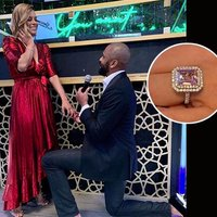 Reality Star Robyn Dixon Dishes on Her 'Non-Traditional' Morganite Engagement Ring