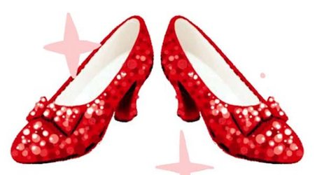 Google Celebrates 80th Anniv. of 'The Wizard of Oz' With Ruby Slipper Surprise
