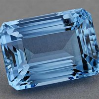 Congratulations, March Babies! Your Official Birthstone Is Sea Blue Aquamarine