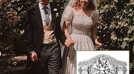 Princess Beatrice Bucks Tradition, Chooses Platinum Instead of Welsh Gold