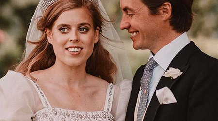 Princess Beatrice Dons the Same Tiara Worn by Queen Elizabeth on Her Wedding Day