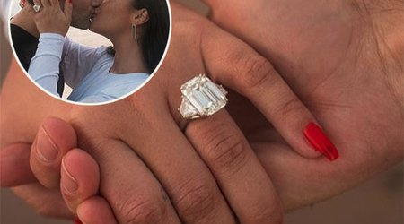 Demi Lovato Thrills 88.9MM Instagram Fans With Pics of Her New Engagement Ring