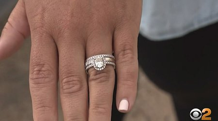 'Scavengers' to the Rescue: Treasure Hunters Recover Engagement Ring at NY Beach